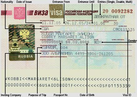 vad är passnummer